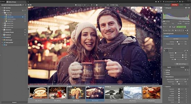 Zoner Photo Studio X Adds Support for HEIF Files