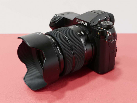 Fujifilm GF 35-70mm F4.5-5.6 WR Review