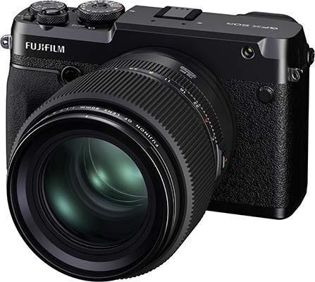 Fujifilm GF 80mm F1.7 R WR is World's Fastest Medium-format Autofocus Lens