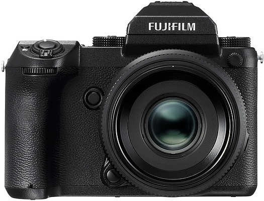 Major Firmware Update for Fujifilm GFX Mirrorless Cameras
