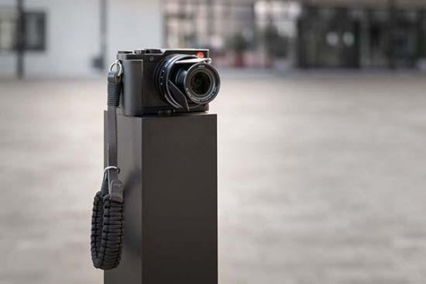 Leica D-Lux 7 Street Kit Adds Handgrip, Paracord Strap, Automatic Lens Cap and Battery
