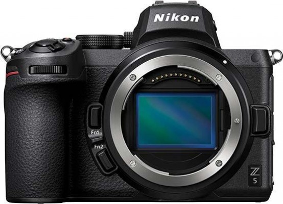 Nikon Z5 is an Entry-level Full-frame Mirrorless Camera with 4K Video and IBIS