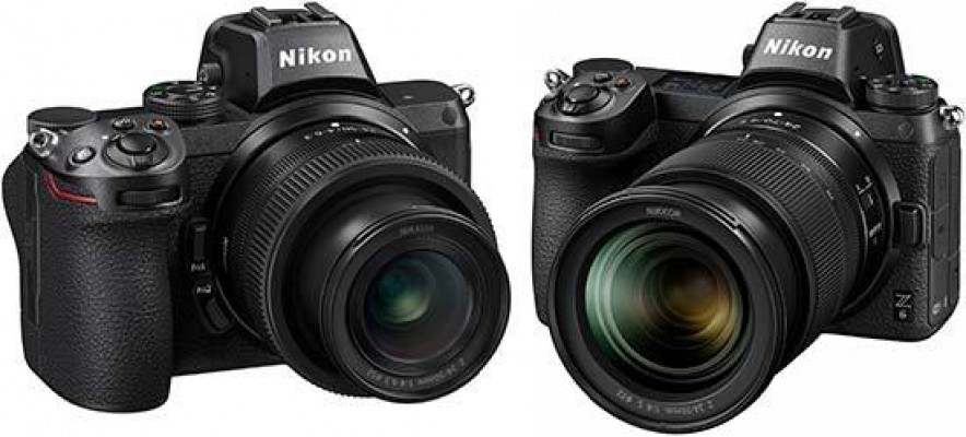 Nikon Z5 vs Z6 - Head-to-head Comparison