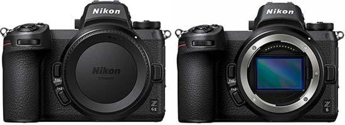 Nikon Z6 II vs Z6 - Head-to-head Comparison