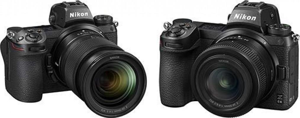 Nikon Z7 II vs Z6 II - Head-to-head Comparison