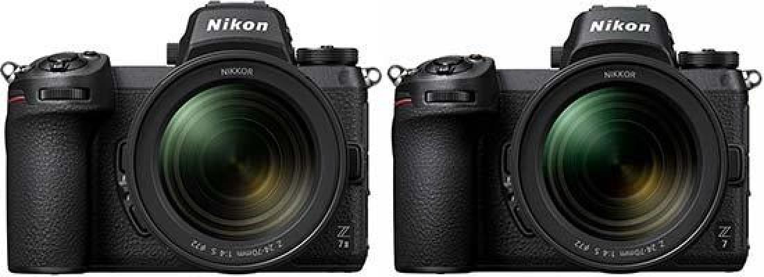 Nikon Z7 II vs Z7 - Head-to-head Comparison