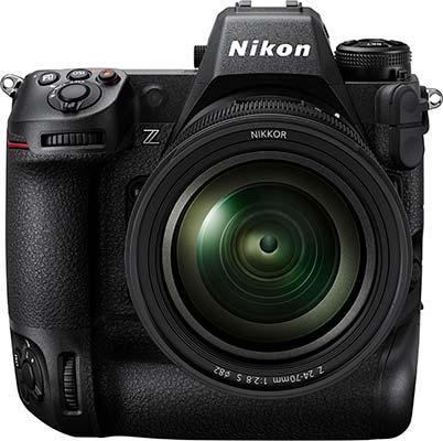 Flagship Nikon Z9 Full-frame Mirrorless Camera with 8K Video in 2021