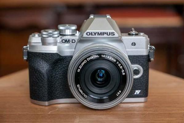 Olympus OM-D E-M10 Mark IV Review