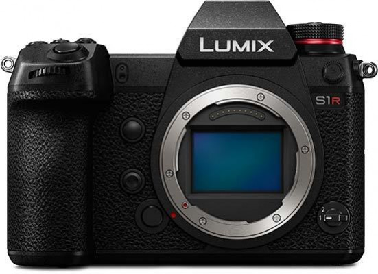 Panasonic Lumix S1, S1H and S1R Firmware Updates