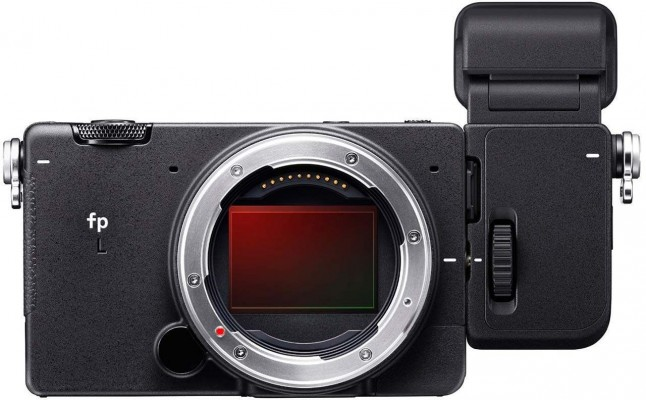 Sigma fp L 61-Megapixel Full-frame Mirrorless Camera and EVF-11 Viewfinder