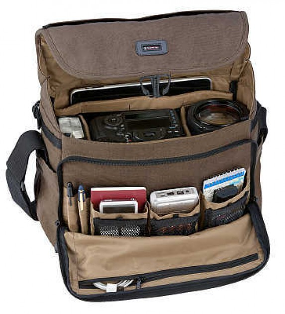 Tamrac Apache Photo Messenger Bags Photography Blog
