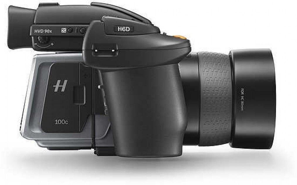 Hasselblad H6D-50c to H6D-100c Trade-Up Promotion