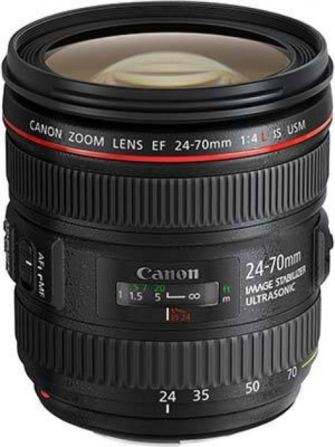Canon EF 24-70mm f/4L IS USM Review | Photography Blog