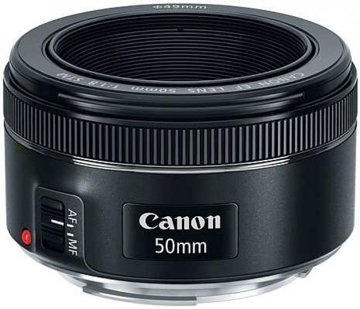 Canon EF 50mm f/1.8 STM Review - Sharpness 1