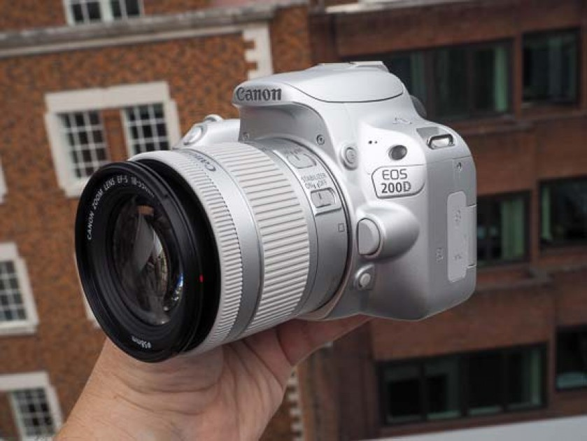 Best Dslr For Video 2017 >> Canon EOS 200D Hands-on Photos | Photography Blog