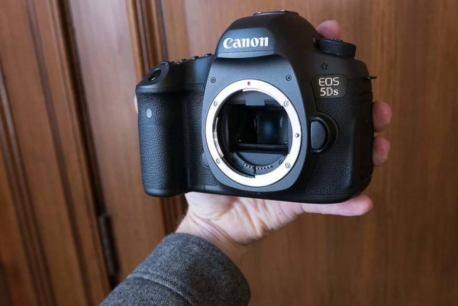 Canon Eos 5ds 5ds R Preview 50 Megapixels Proven