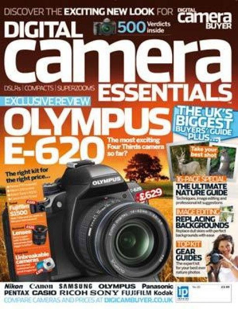 Digital Camera Essentials | Photography Blog