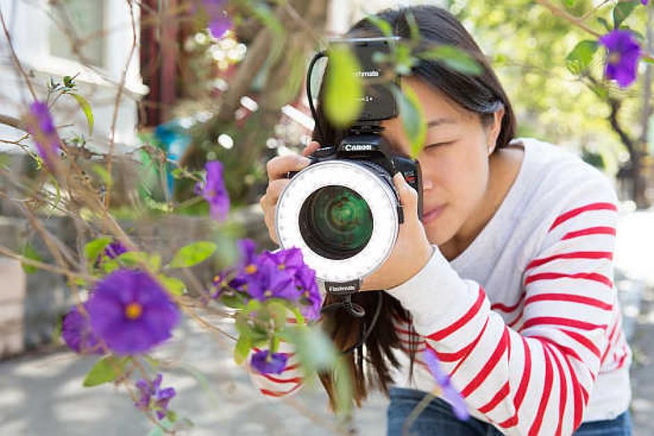 Photojojo Ring Flash and Focus Shifter