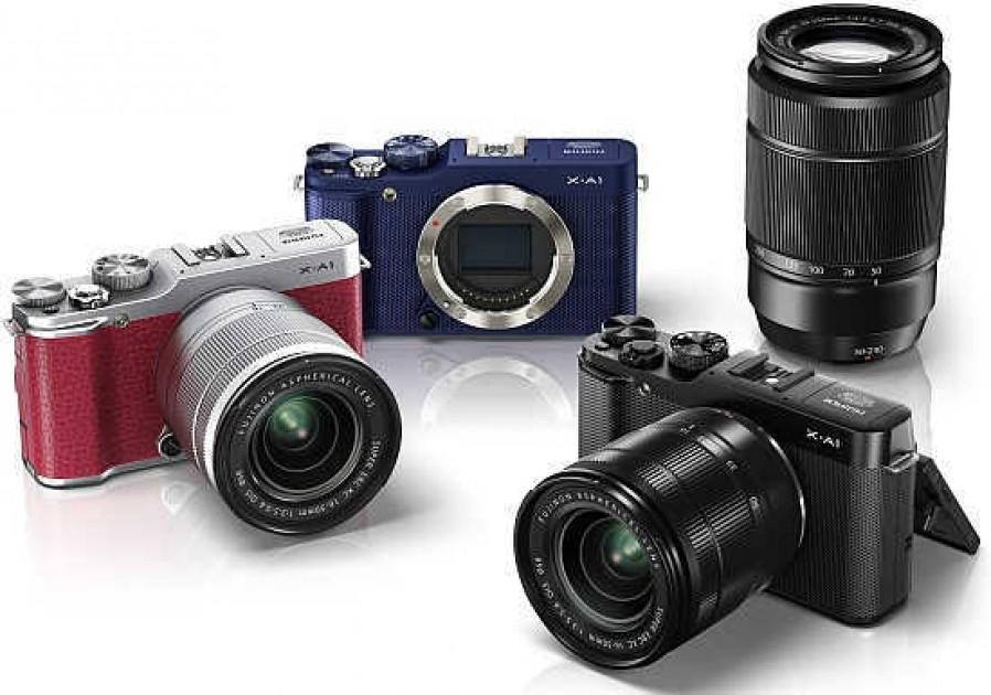 Fujifilm x a1 фотографии
