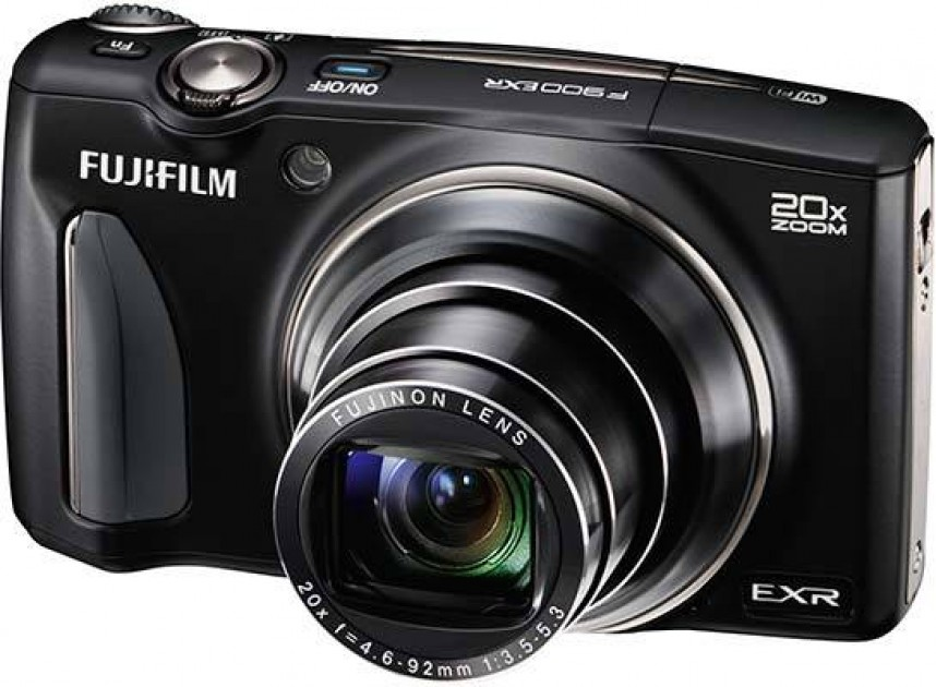 Fujifilm FinePix F900EXR Review - Rivals | Photography Blog
