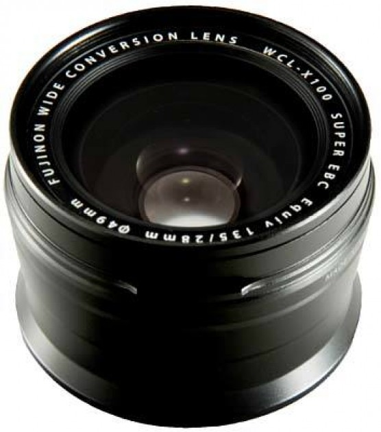Fuji X Wedding Photography: Fujifilm WCL-X100 Review