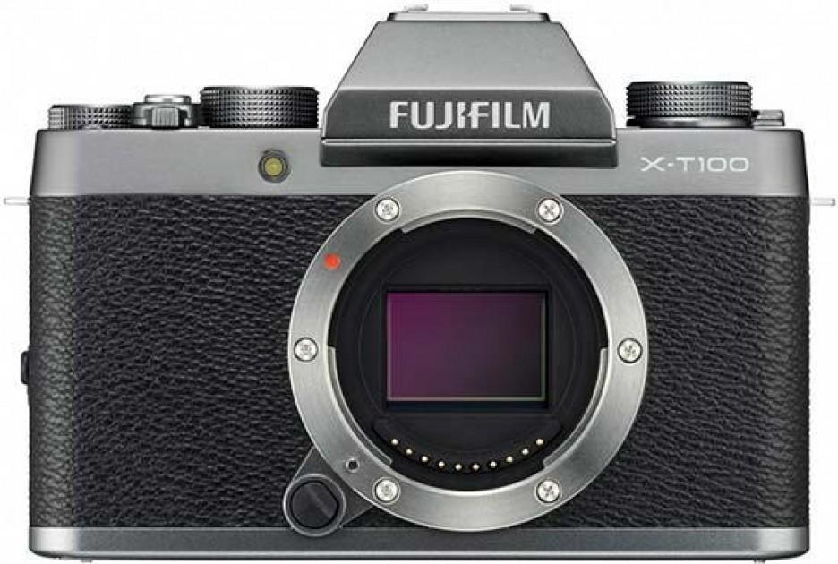 Fujifilm X-T100 and X-A5 Version 2.00 Firmware Updates