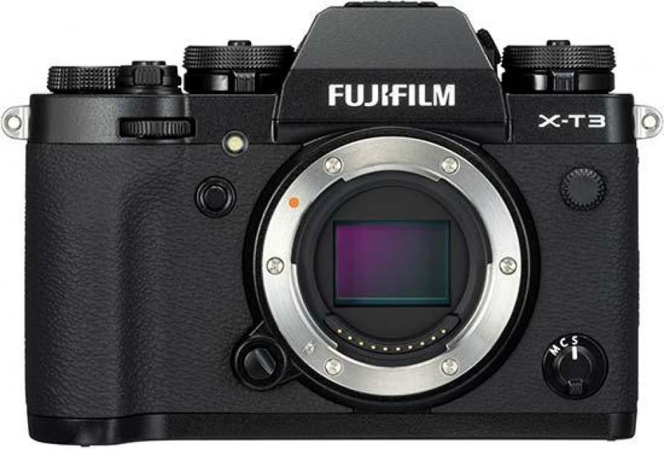 Fujifilm X-T3 Firmware Update 3.00 in April 2019