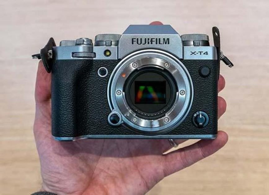 Fujifilm X-T4 Review - Hands On   Photography Blog