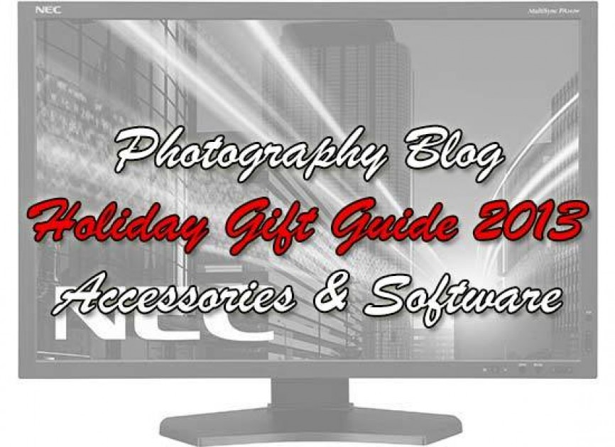 Holiday Gift Guide 2013 - Accessories and Software
