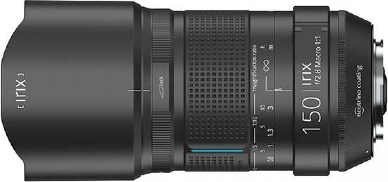 Irix 150mm f/2.8 Macro Lens Available Now for 595 Euros