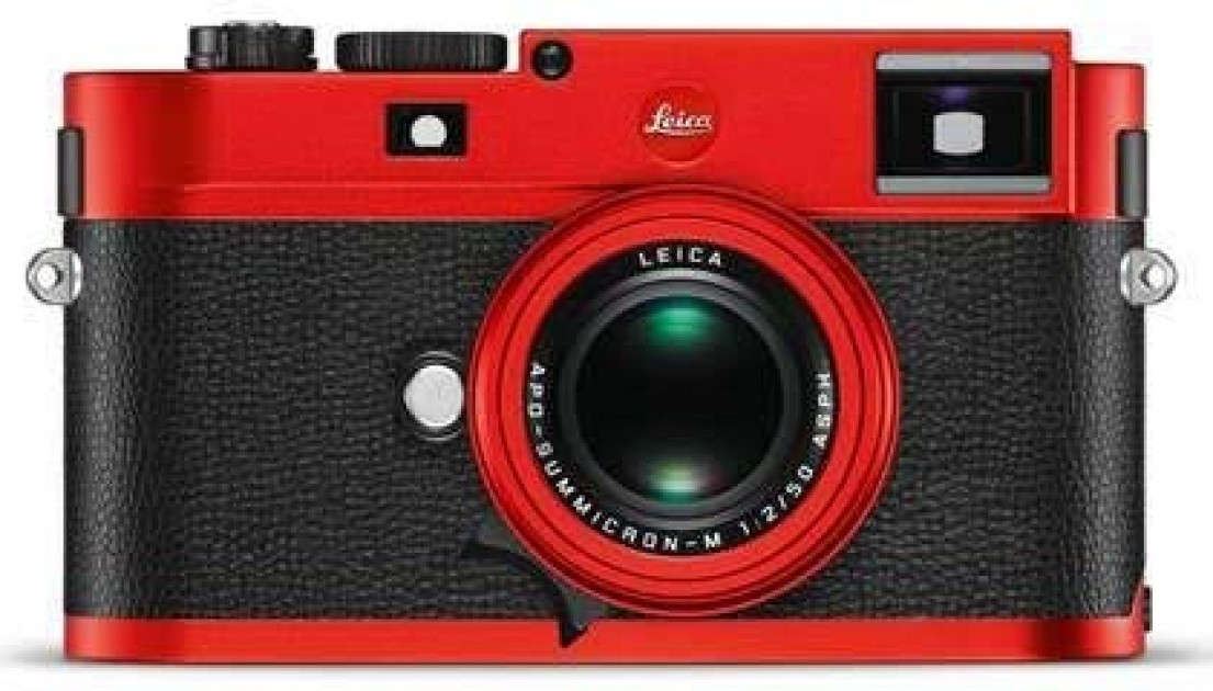 Leica M (Typ 262) 'red anodized finish' | PhotographyBLOG