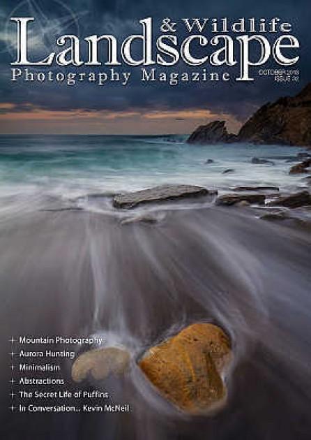landscape photography magazine issue 32