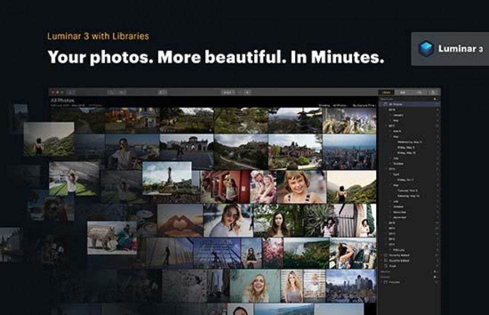 Pre-order Luminar 3 with Libraries Now!