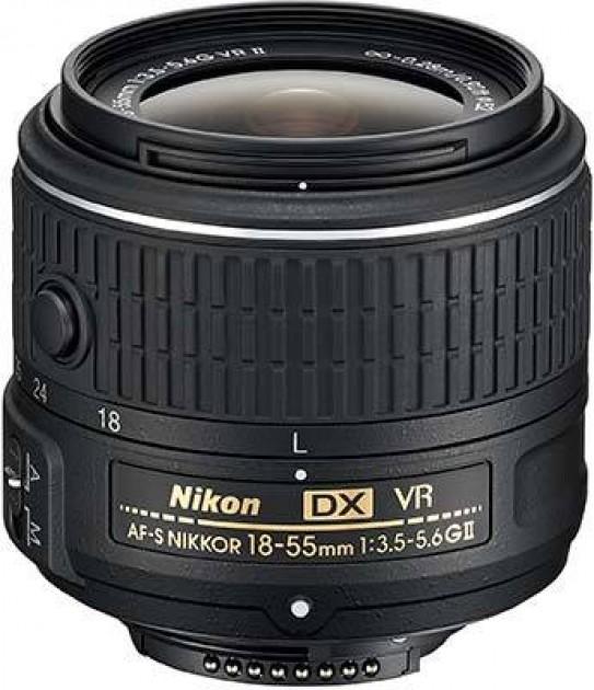 Nikon AF-S DX Nikkor 18-55mm f/3.5-5.6G VR II Review