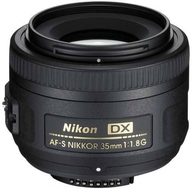Nikon AF-S DX Nikkor 35mm f1.8G Review
