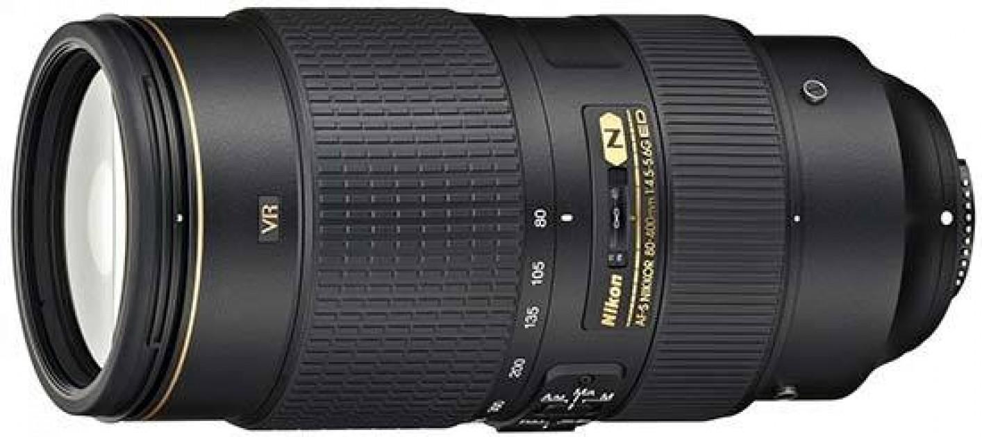 Nikon Af S Nikkor 80 400mm F 4 5 5 6g Ed Vr Review