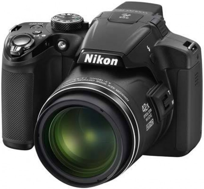 Nikon Coolpix P510 Review - Specifications