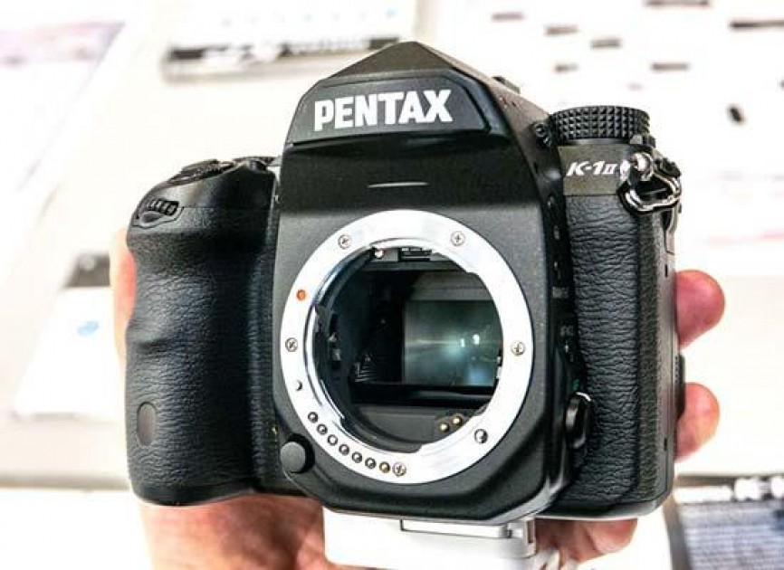 Pentax K-1 Mark II, FA 50mm f/1.4, DA 11-18mm f/2.8 Hands-on Photos | Photography Blog