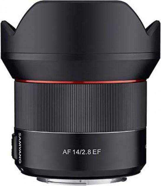Samyang AF 14mm f/2.8 EF Review