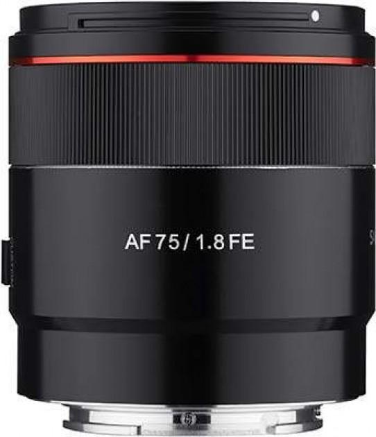 Samyang AF 75mm f/1.8 FE Review | Photography Blog