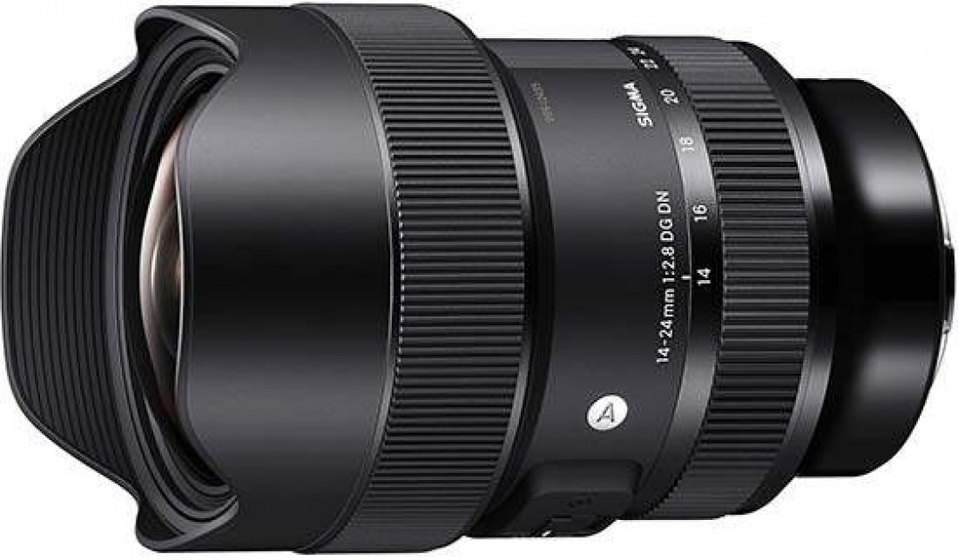 Sigma 14 24mm F2 8 Dg Dn Art Lens For Sony E Mount And L