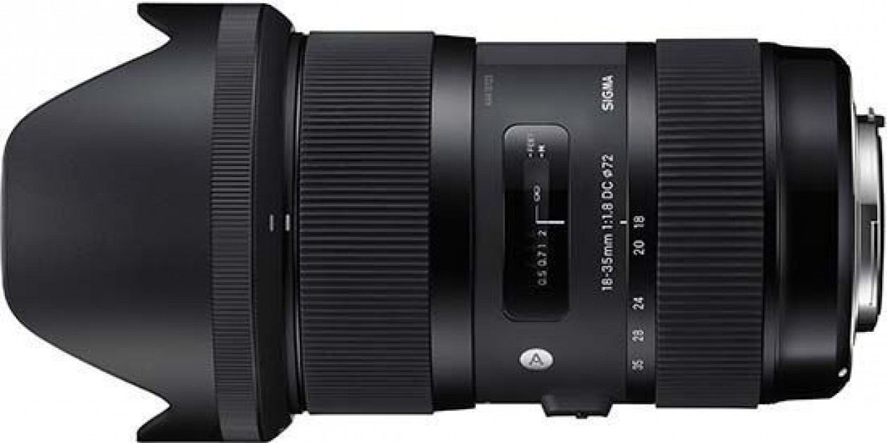 Sigma Announces Pricing for 18-35mm f/1.8 Lens