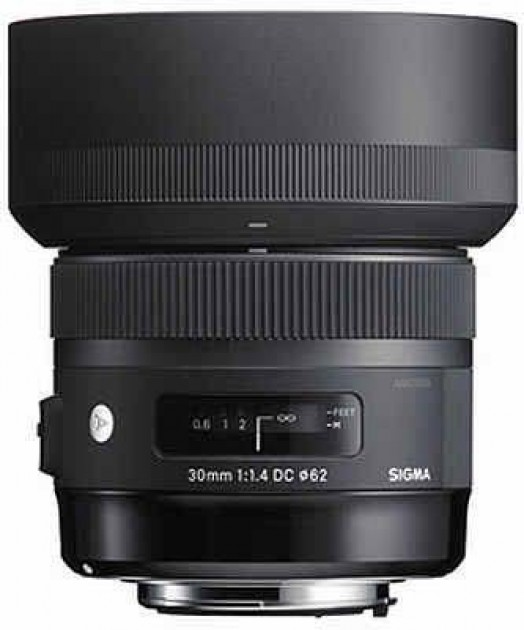 Sigma 30mm F1.4 DC A Review