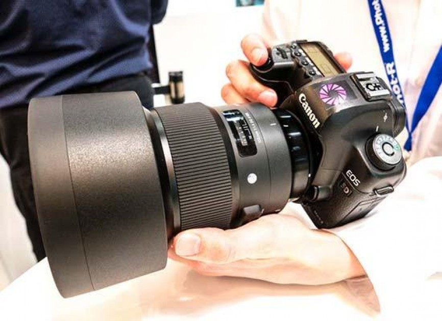 Sigma 105mm F1.4 Art Hands-on Photos | Photography Blog