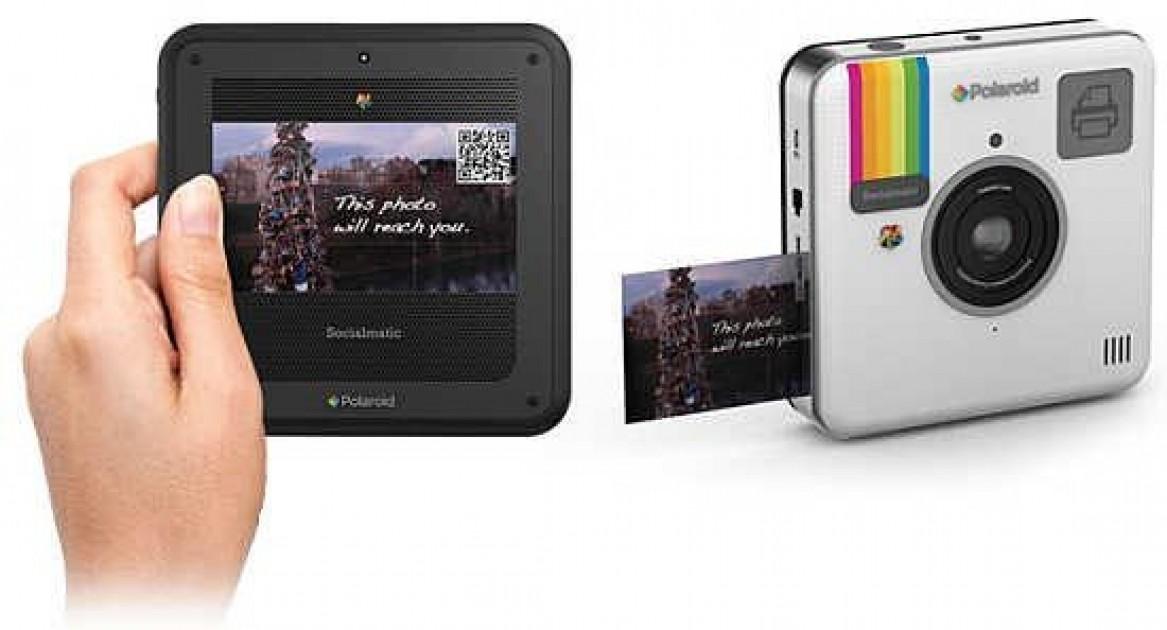 Polaroid Socialmatic Camera to Debut in 2014
