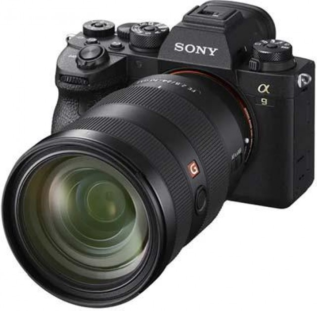 Sony A9 II Full-frame Mirrorless Camera Enhances Connectivity and Workflow for Pro Photographers