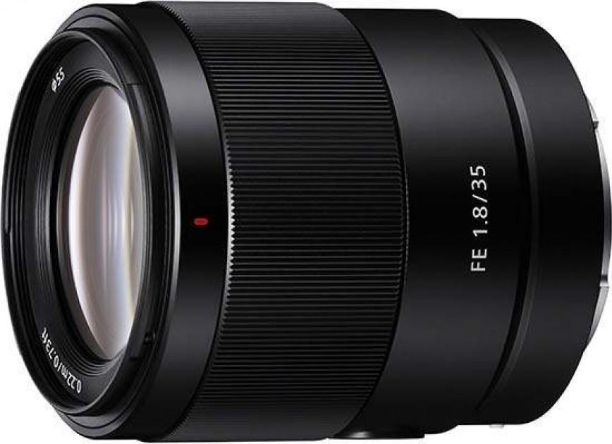 Sony Fe 35mm F1 8 Mirrorless Camera Lens Photography Blog