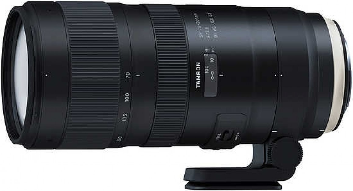 Tamron SP 70-200mm F/2.8 Di VC USD G2 Review - Sharpness 3 ...