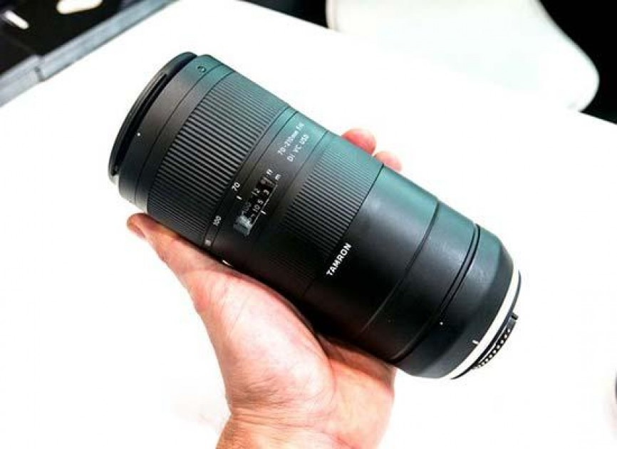Tamron 70-210mm F/4 Di VC USD Hands-on Photos | Photography Blog