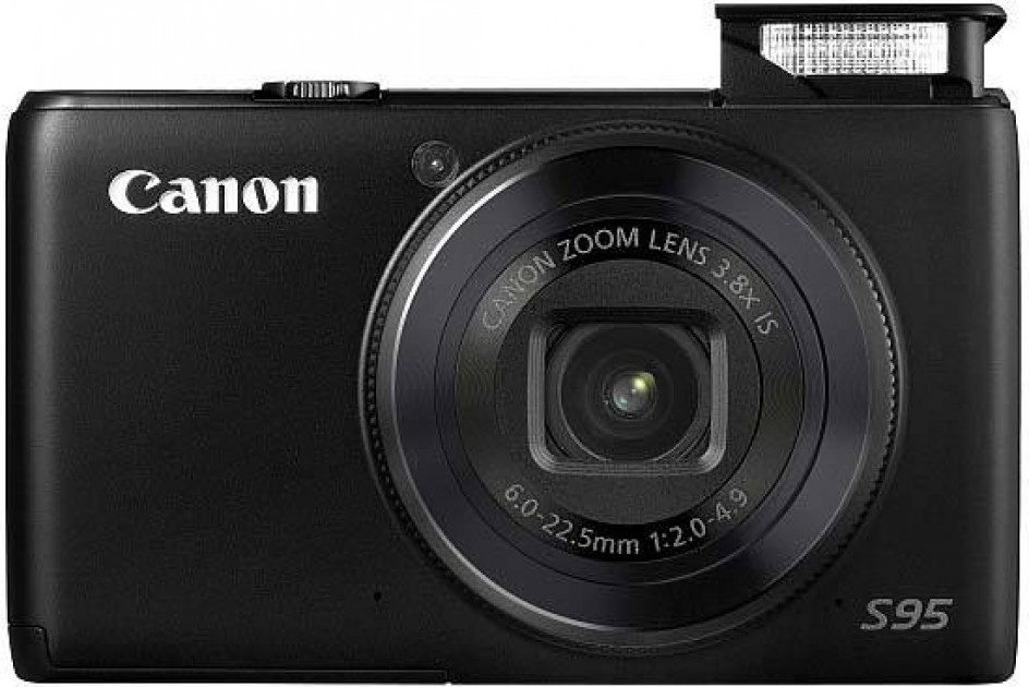 Canon Powershot S95 Review Photography Blog